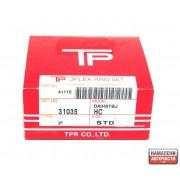 Сегменти стандарт 1301187105 31035 Daihatsu HC STD