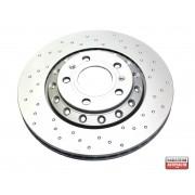 Спирачен диск 100.3311.52 3D0615601D Audi Vw заден