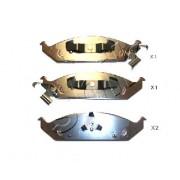Накладки 5016164AA 5000093 Chrysler Stratus предни