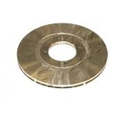 Преден спирачен диск KJ0133251 6000028 Asia Rocsta