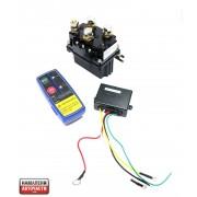 Контактор и безжично дистанционно управление за лебетка 12V
