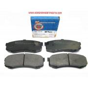04466-60010 IBR-1210 Toyota Land Cruiser задни накладки