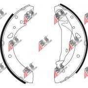 9012 Toyota комплект спирачни челюсти