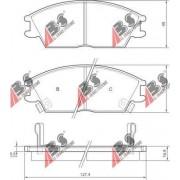 36172 Hyundai предни накладки