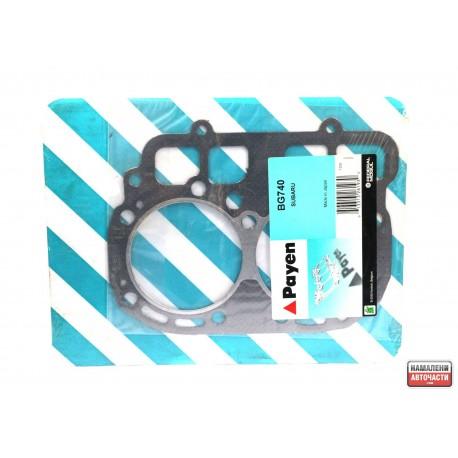 412307202 BG740 Subaru Leon гарнитура глава