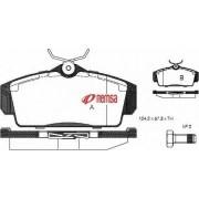 41060-2F525 Nissan предни накладки