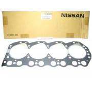Гарнитура глава 1104454T07 11044-54T07 Nissan
