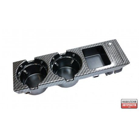 Поставка за чаши монетник BMW E46 Cup Holder карбон EZC-BM-086