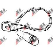 39505 BMW предупредителен контактен сензор, износване на накладките